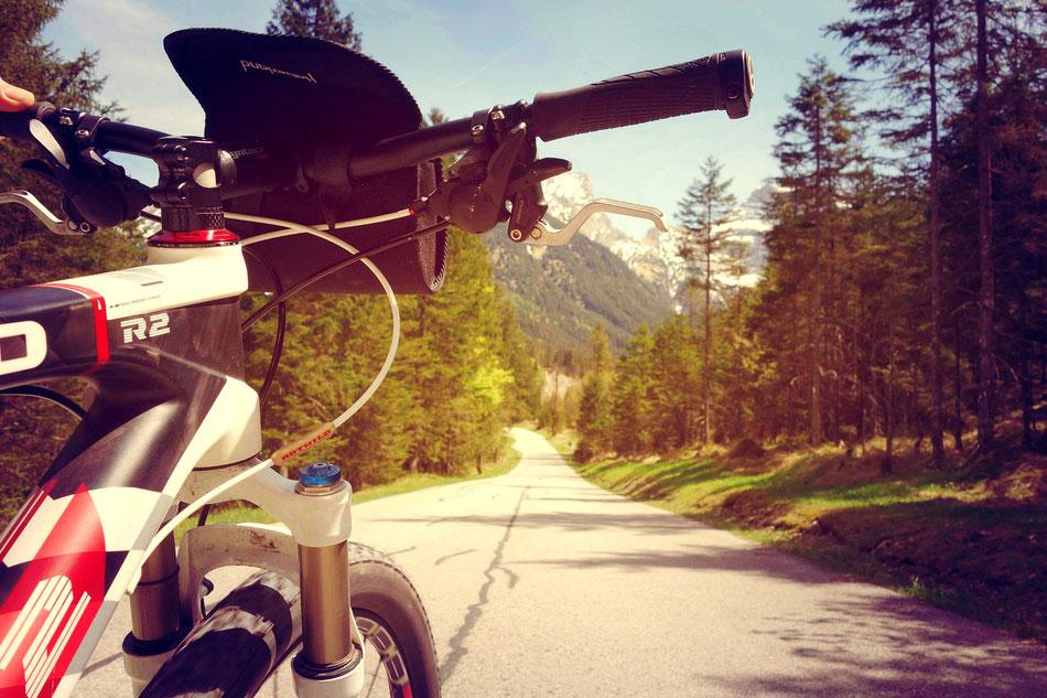 Auf dem Weg zum Großen Ahornboden - Karwendel