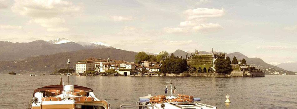 Isola Bella Italien Lago di Maggiore