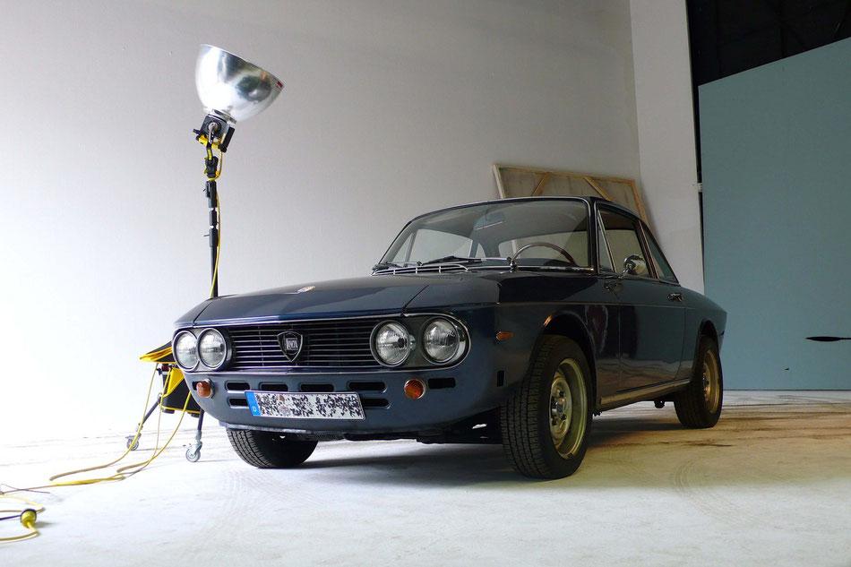 Lancia Fulvia Coupe 1,3 Front