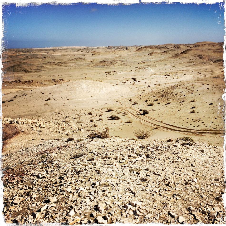 Tsau-ǁKhaeb-(Sperrgebiet)-Nationalpark Namibia Lüderitz