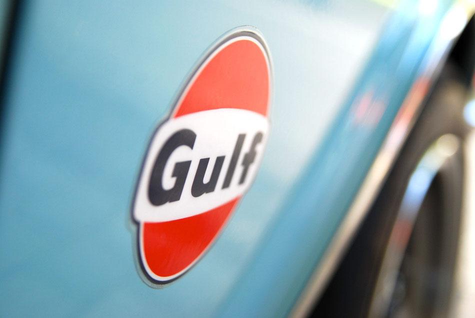 Gulf Oil Hamburg Stadtpark Revival Oldtimer Grand Prix Stadtparkrennen Classic Car