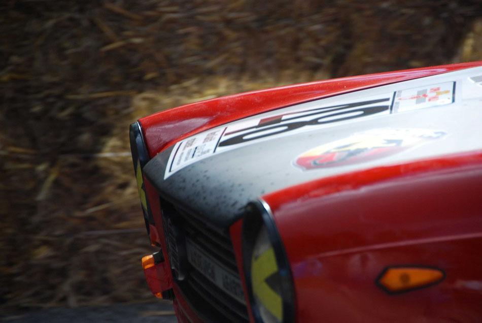 Lancia 112 70hp Abarth Hamburg Stadtpark Revival Oldtimer Grand Prix Classic Car Stadtparkrennen
