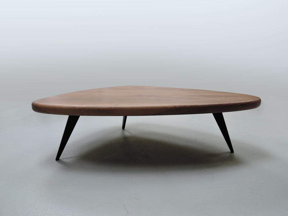 Table basse galet artmeta mobilier sur mesure - Table basse galet fly ...