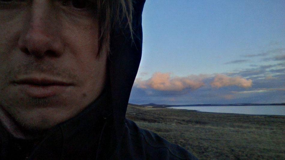 Our second Iceland highland crossing aproach close to Blönduvatn near Hofsjokull and Langjokull