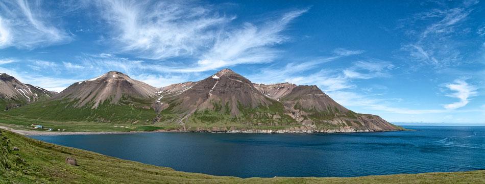 Fjord Borgarfjörður eystri