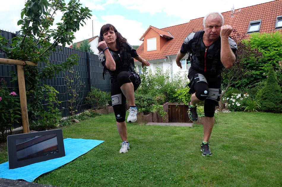 Personal Training in Bad Homburg & Frankfurt mit EMS- einzigartig im Rhein Main Gebiet!!!