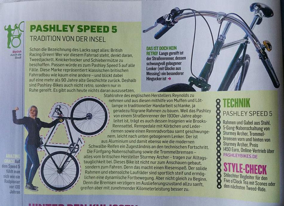 BikeBild 1/2017 Seite 32