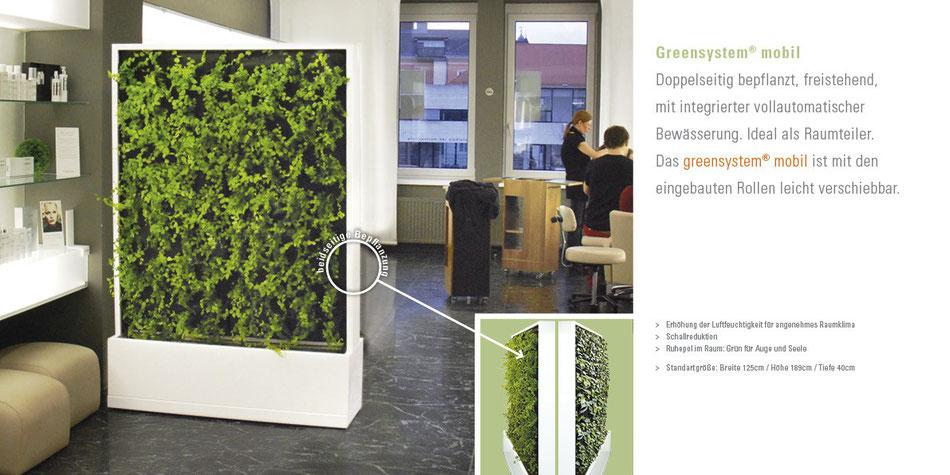 greensystem blattgruen mobilespflanzsystem vertikale. Black Bedroom Furniture Sets. Home Design Ideas