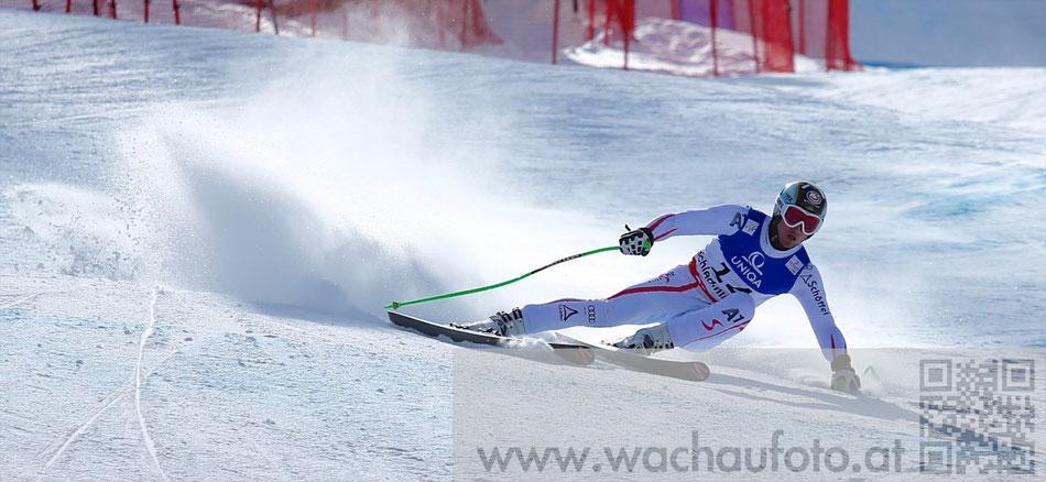 Ski-WM Schladming im Bild Hannes Reichelt