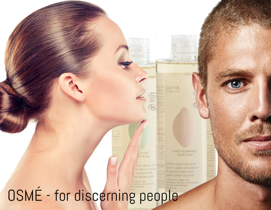 OSME - zertifizierte BIO Kosmetik | certified BIO cosmetics