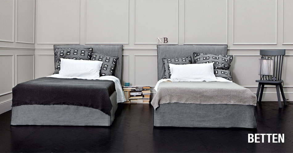 betten edenliving wohndesign hamburg. Black Bedroom Furniture Sets. Home Design Ideas