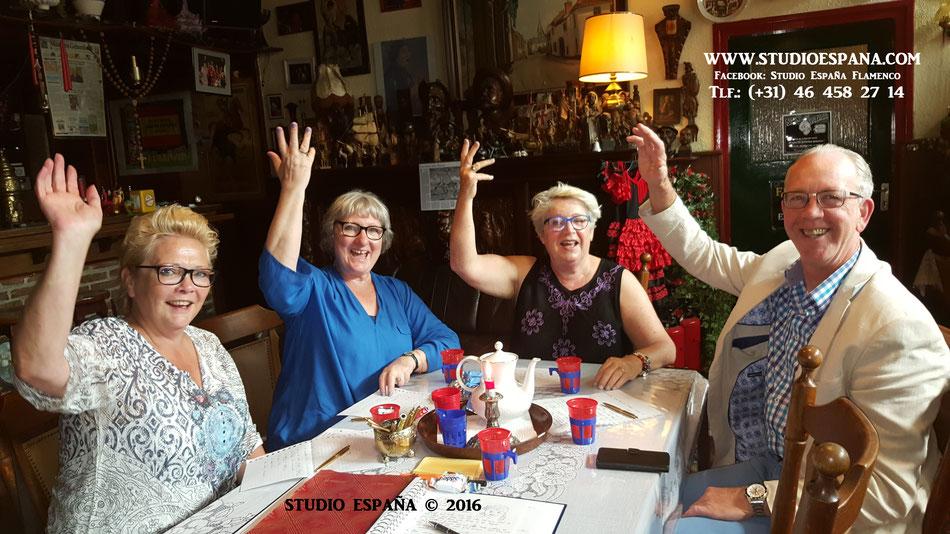 Spaans leren zonder boeken, Spaanse conversatieles , Spaans spreken, Spaanse les, Spaanse taalles, Geleen, Sittard, Limburg, Maastricht, Heerlen, Roermond, Sittard-Geleen, Oud-Geleen, Antiguo-Geleen, Patricia Pardo, Studio España, Flamenco, Flamenco les,