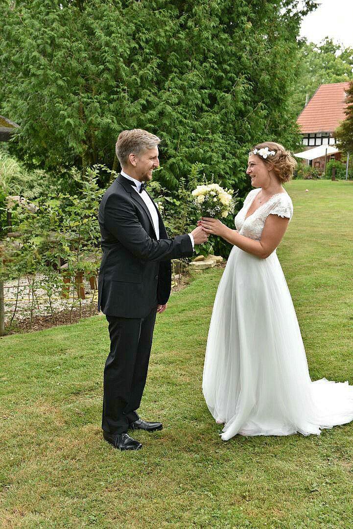 Hochzeit im Botanischen Garten