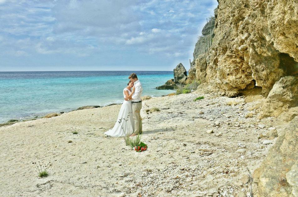 Strandhochzeit auf Curacao