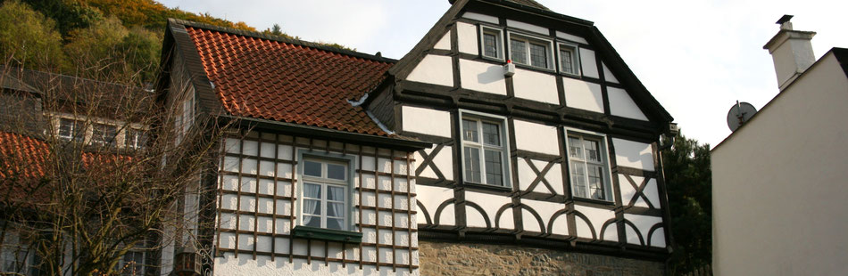Mückenburg in Altena