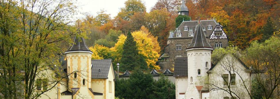 Lenneburg in Altena