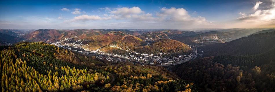 Altena Paradies für Luftsport