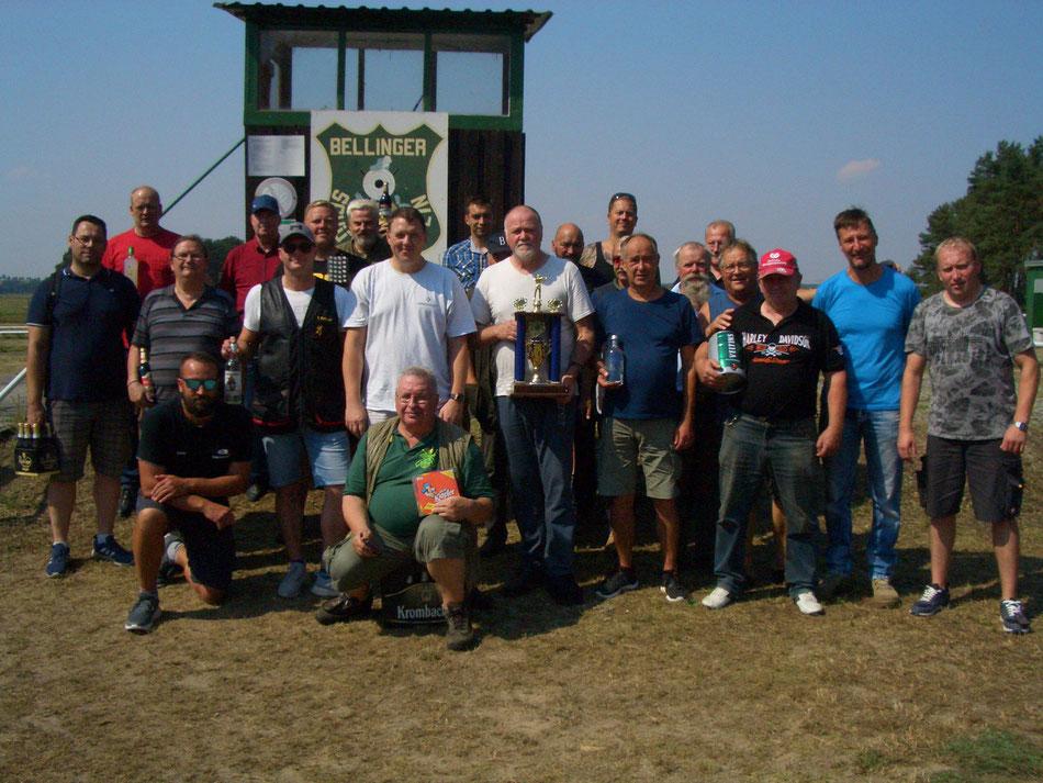 Teilnehmer des Ford-Radtke-Pokal 2020