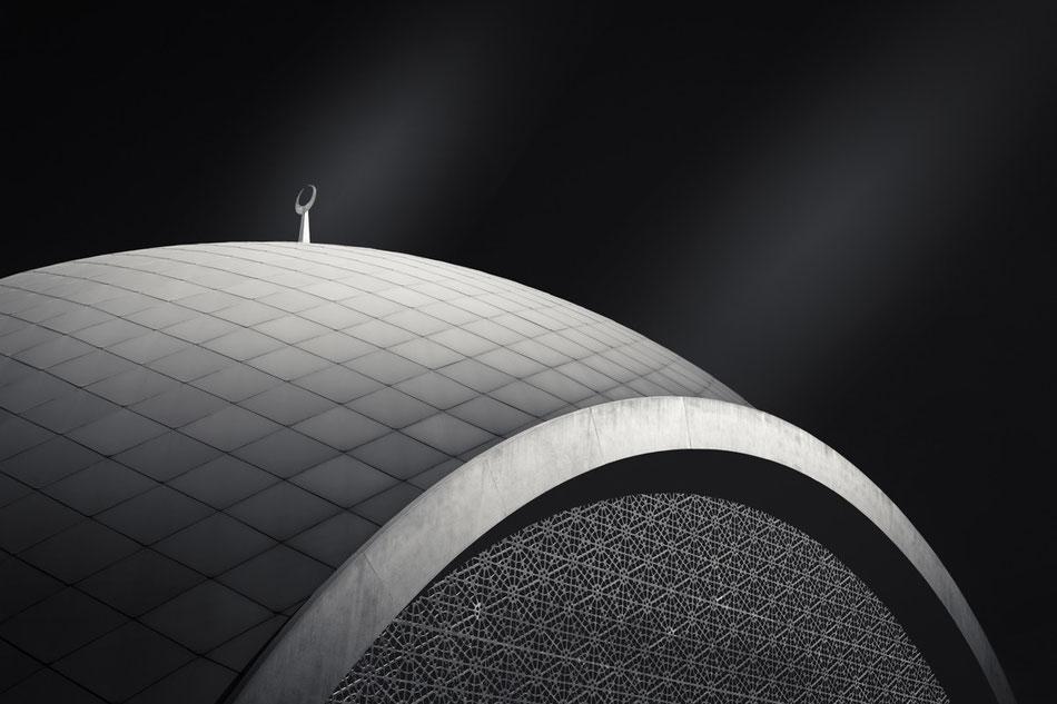 Istanbul - Sakirin Camii Moschee (Copyright Martin Schmidt, Fotograf für Schwarz-Weiß Fine-Art Architektur- und Landschaftsfotografie aus Nürnberg)