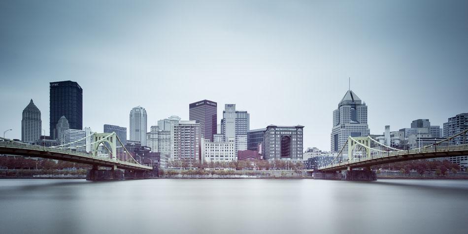 Pittsburgh (Copyright Martin Schmidt, Fotograf für Schwarz-Weiß Fine-Art Architektur- und Landschaftsfotografie aus Nürnberg)