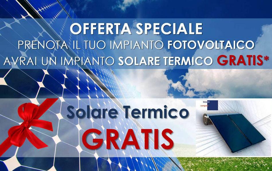 Offerta fotovoltaico chiavi in mano