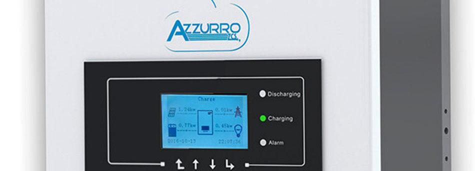 Offerta fotovoltaico chiavi in mano con kit batterie ZCS Azzurro 3000SP