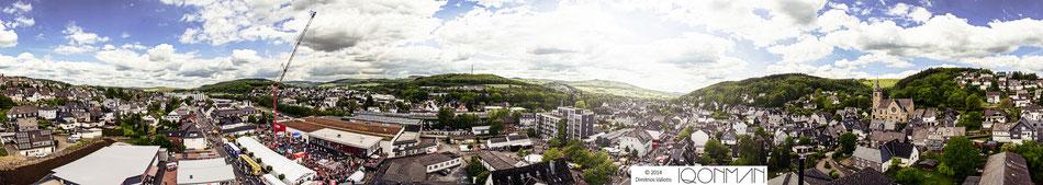 Panorama Neunkirchen Siegerland | © Dimitrios Valiotis (IQONMAN)