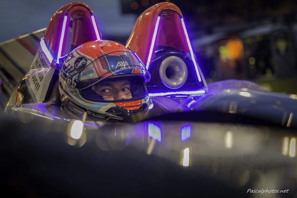 Frederic Sausset ; SRT 41 ; 24 heures du Mans