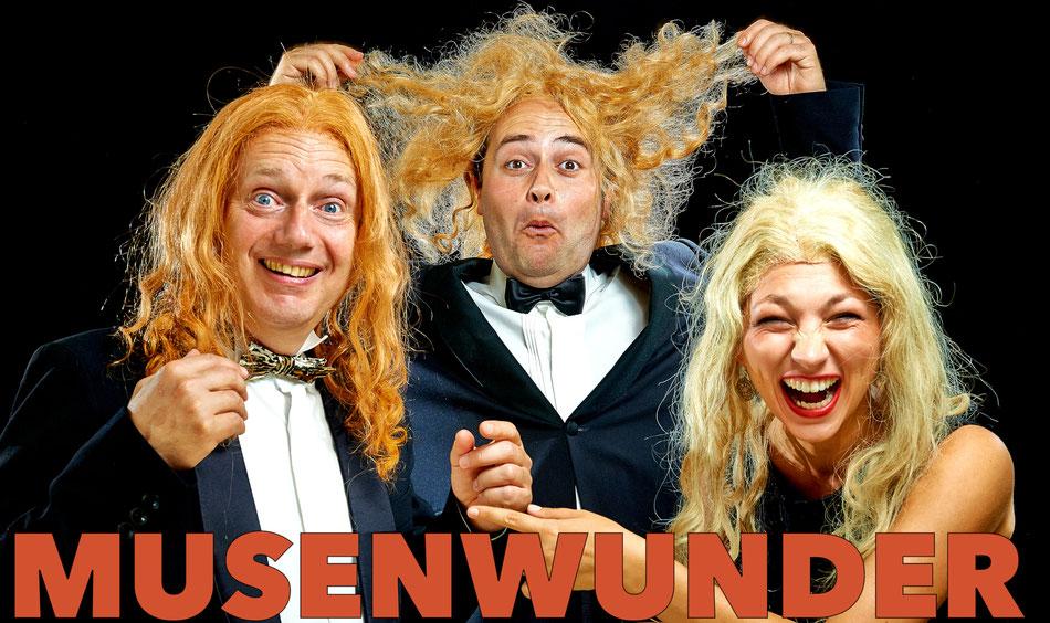 Plakat Musenwunder