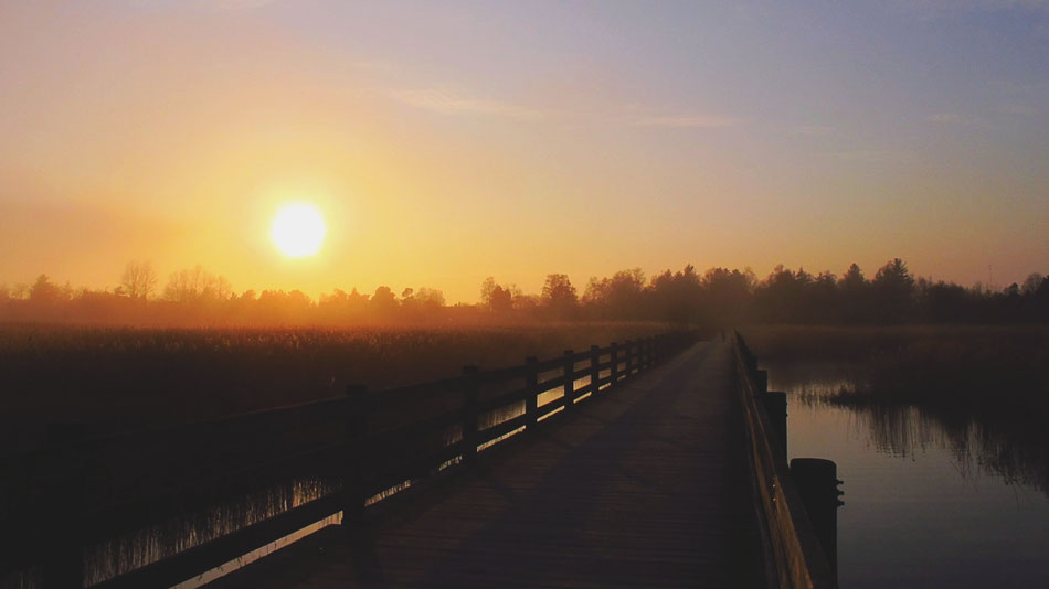 bigousteppes coucher de soleil danemark