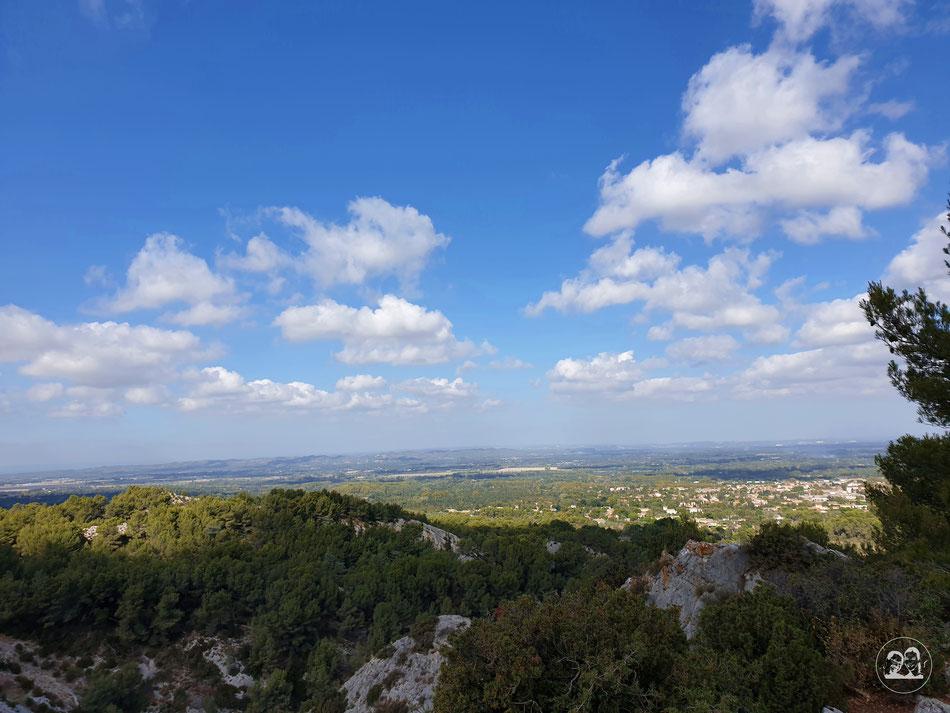 Wanderung um den Lac du Peiroou Provence Sudfrankreich Leni und Toni unterwegs mit dem Wohnmobil