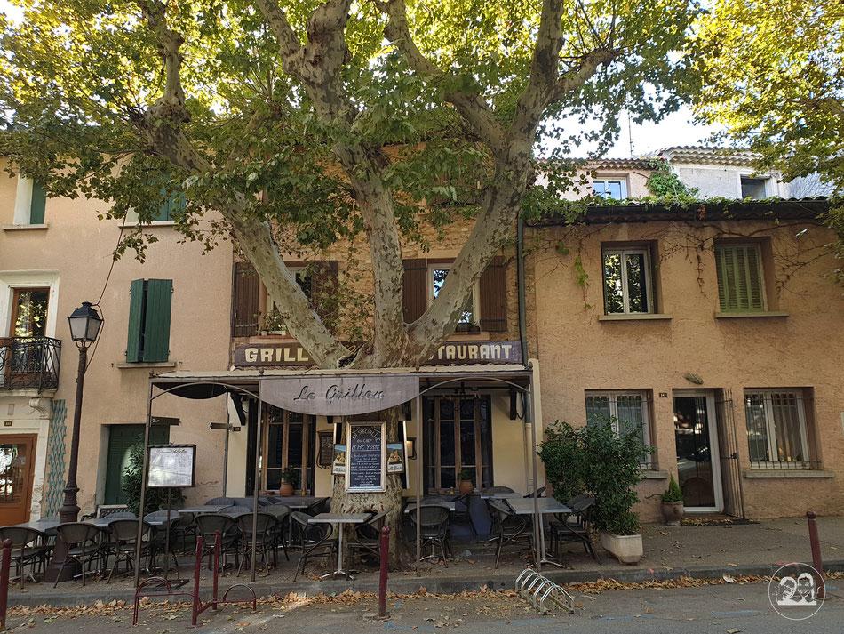Mont Ventoux Bedoin mit dem Wohnmobil Leni und Toni in der Provence