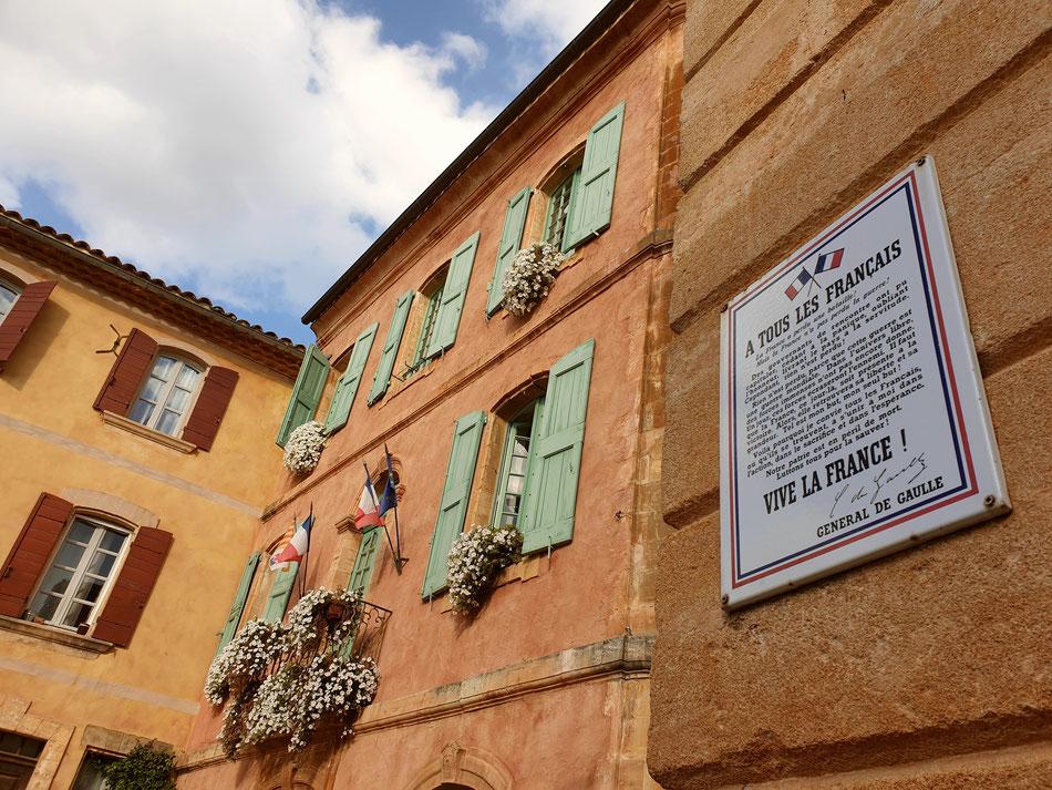 mit dem Wohnmobil nach Südfrankreich Provence Roussillon