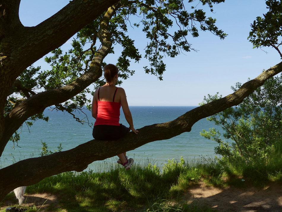 Leni und Toni unterwegs mit dem Wohnmobil an Deutschlands Ostseeküste