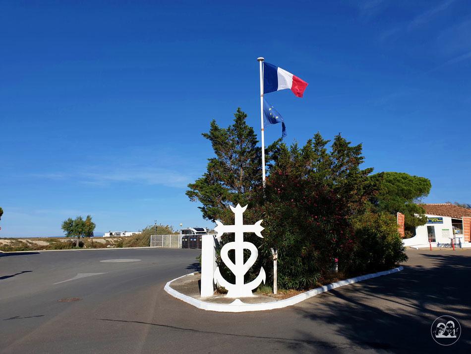 mit dem Wohnmobil in die Camargue Campingplatz Südfrankreich Provence