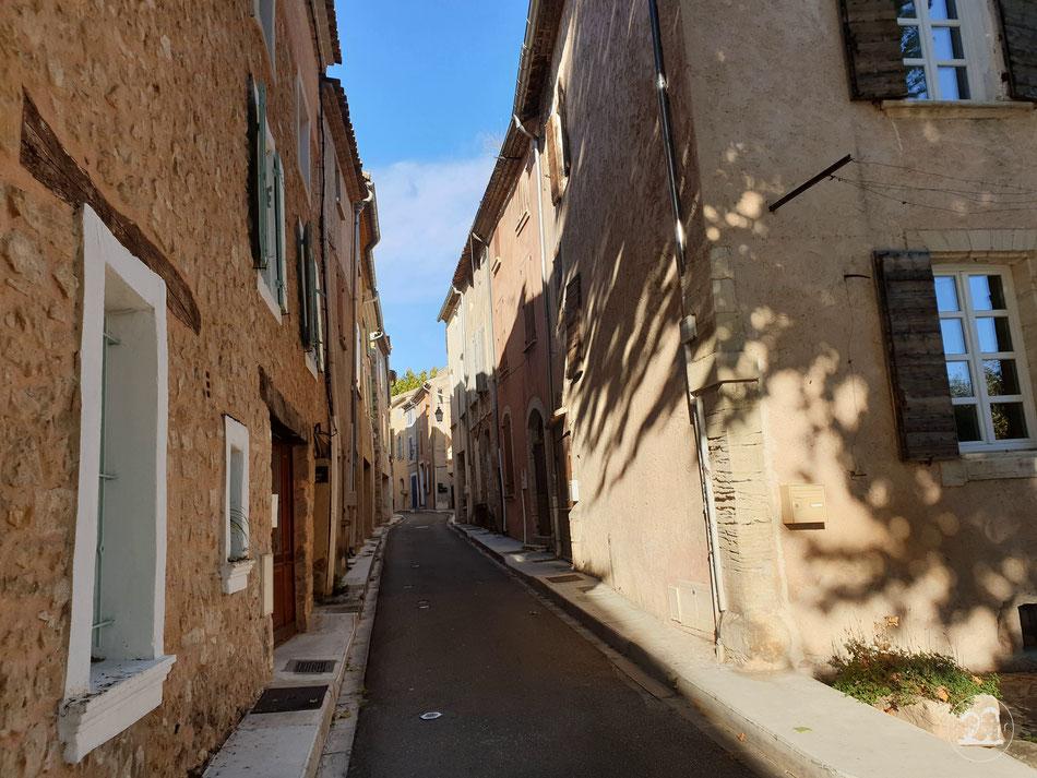 mit dem Wohnmobil nach Südfrankreich Provence Bedoin Mont Ventoux