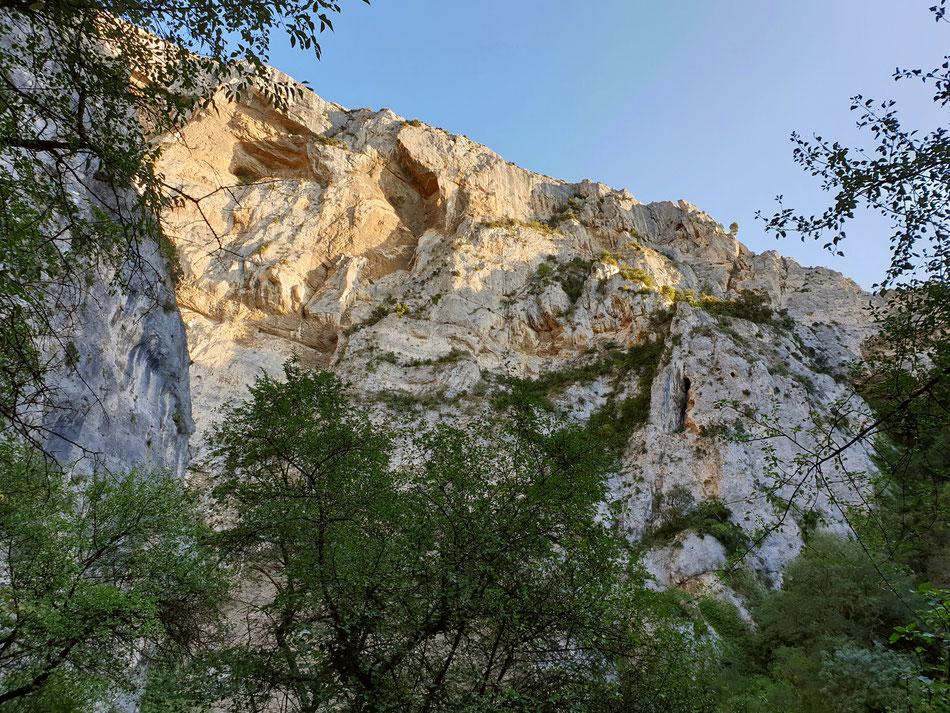 mit dem Wohnmobil nach Südfrankreich Provence