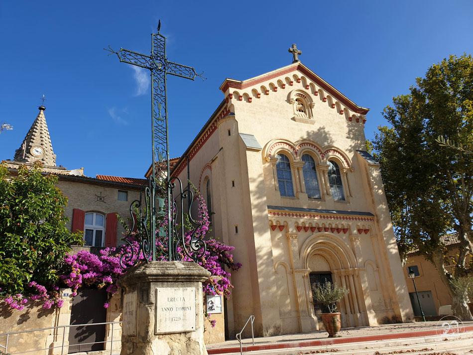 Chusclan Südfrankreich Provence