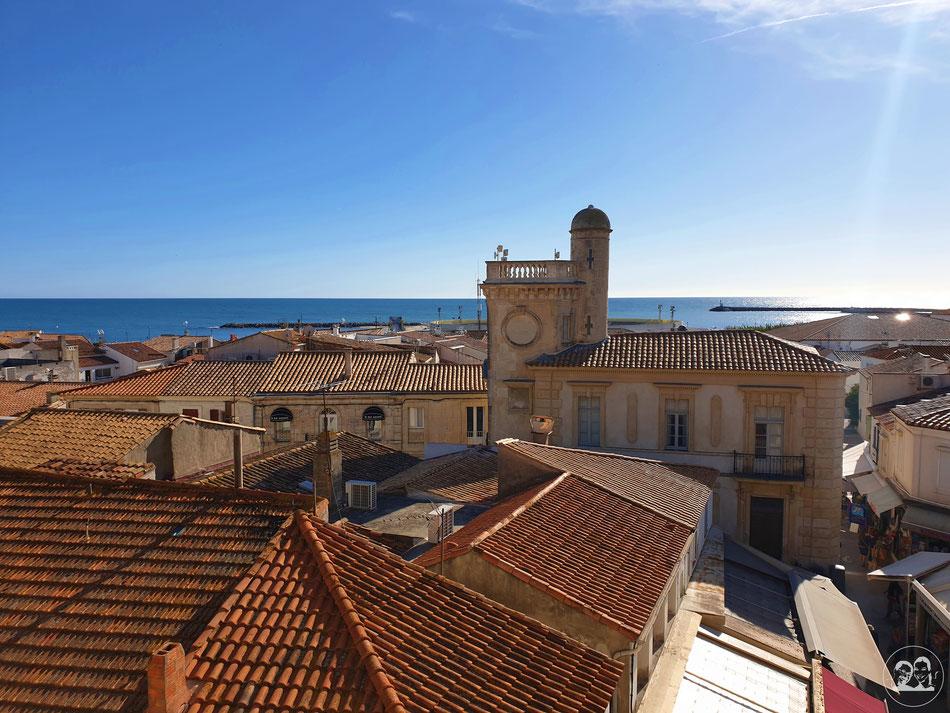 mit dem Wohnmobil in die Provence leni und Toni fahren in die Camargue Saintes Maries de la Mer