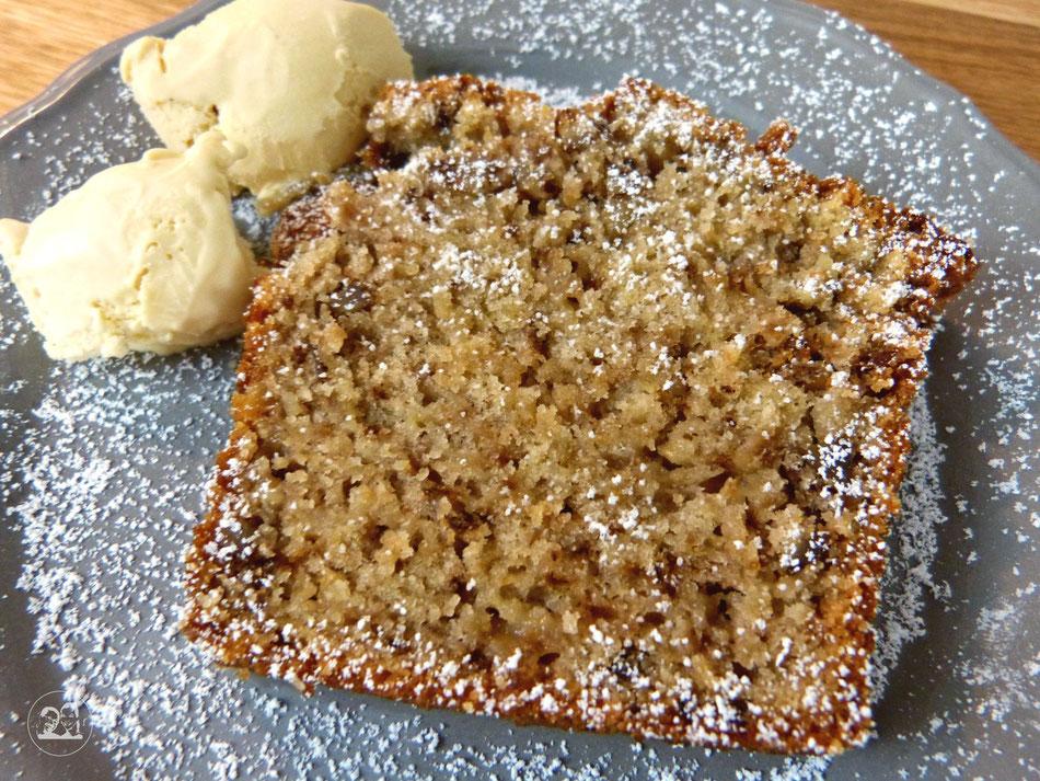 Apfelkuchen mit Walnüssen Kuchenrezept von Leni und Toni