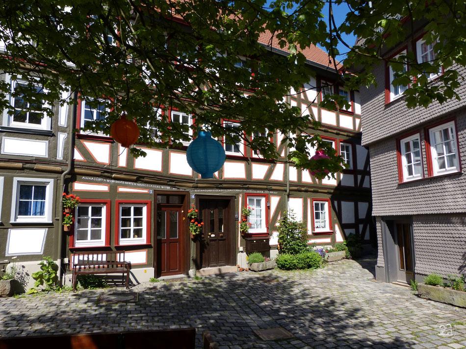 Besuch in Alsfeld Sehenswürdigkeiten Weihnachtsmarkt Leni und Toni in Alsfeld unterwegs Stadtführung