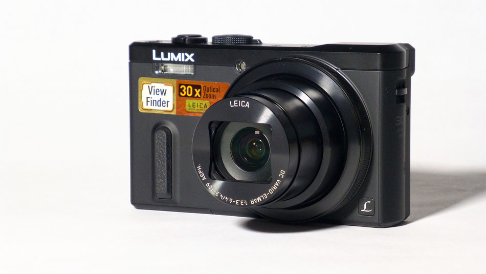 The New Panasonic Lumix DMC-TZ60 (ZS40)