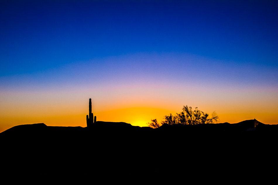 Sedona AZ Sunset by Kathy D. Carter Photography