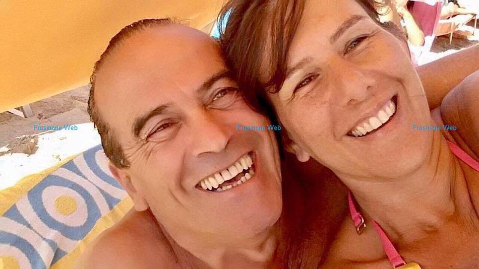 Daniele Narducci e Luciana Piccirilli