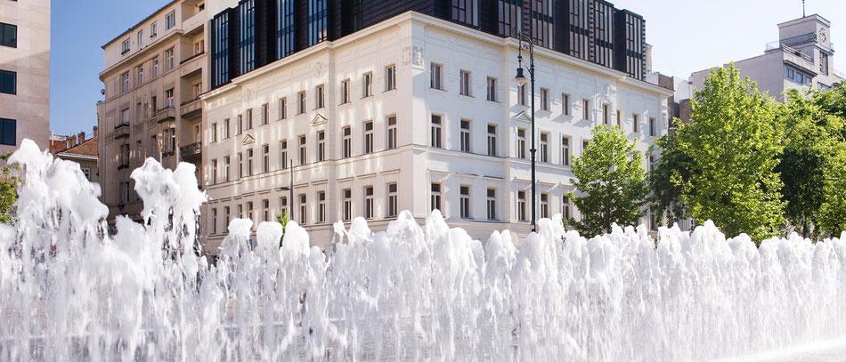 Städtereisen mit Iberostar Hotel und Flug günstig buchen, Pauschalreisen und Citiytrip Budapest mit Flug und Iberostar Grand Budapest Luxushotel