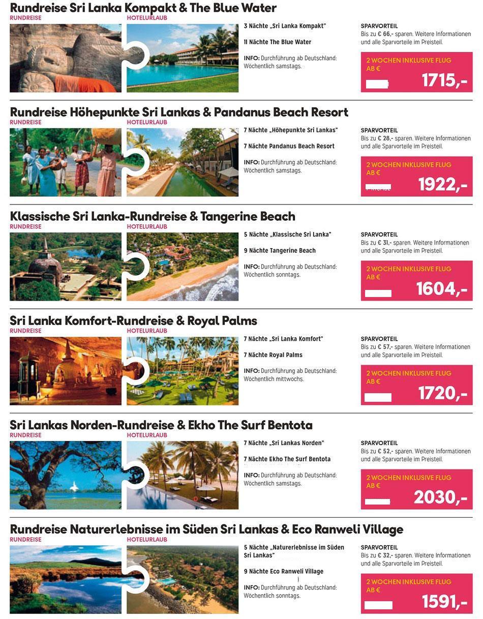 Sri Lanka Rundreisen und Baden, Komfort-Rundreise mit Badeaufenthalt Sri Lanka und Malediven incl. Flug hier Pauschalreise beim Sri Lanka Experten buchen