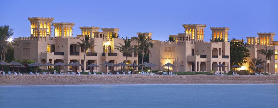 Golfurlaub Dubai im 5* Luxushotel Hilton Ras al Khaimah & Spa