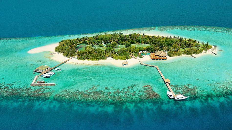 smartline Eriyadu Malediven Urlaub im Nord-Male Atoll mit Condor Flug & Speedboot Transfer günstig bei Reiselotsen buchen