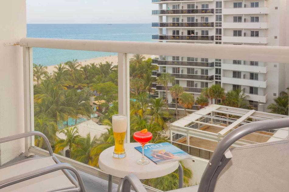 Florida last minute Reisen & Florida Frühbucher Urlaub im Hotel Best Western Plus Atlantic Beach Resort hier Pauschalreisen mit Flug günstig buchen