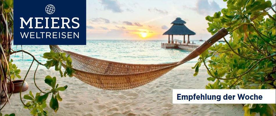 Meiers Weltreisen neue Urlaubsangebote Bali Thailand Sri Lanka für Ostern 2019 sowie Herbstferien Oktober 2019 hier günstig buchen